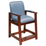 Drive Medical Design Hip High Chair: Deluxe, Wood