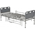 Drive Medical Design Competitor™ Semi-Electric Bed with Full Side Rails and Mattress