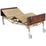 Drive Medical Design Full-Electric Bariatric Bed: 42""