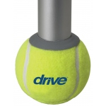 Drive Medical Design Tennis Ball Glides with Replaceable Glide Pads: Tennis Ball with Glides in Can