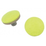 Drive Medical Design Tennis Ball Glides with Replaceable Glide Pads: Replacement Tennis Ball Glide Pads