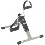 Drive Medical Design Folding Exercise Peddler with Electronic Display