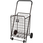 Drive Medical Design Winnie Wagon with Adjustable Handle Height: Black