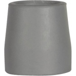 Drive Medical Design Utility Walker Replacement Tips: Gray, 1""