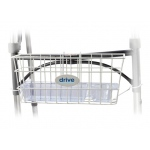 Drive Medical Design Walker Basket: Insert Included with Basket