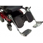 Drive Medical Design Elevating Leg Rest Kit: ELR Bracket, Hemi Spacing