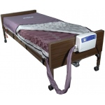 "Drive Medical Design Med-Aire 8"" Alternating Pressure and Low Air Loss Mattress System"