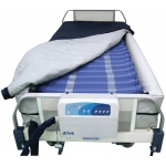"Drive Medical Design Med-Aire Plus 8"" Alternating Pressure and Low Air Loss Mattress System with 10"" Defined Perimeter"