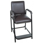 Drive Medical Design Hip High Chair with Padded Seat: Steel Construction