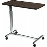 Drive Medical Design Tilt-Top Overbed Table: Deluxe