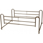 Drive Medical Design Home Style Bed Rails: Tool Free, Adjustable Length