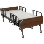 Drive Medical Design Full-Electric Bariatric Bed Package: 42""