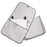 "Hydrocollator Moist Heat Pack Cover: Terry with Foam-Fill, Oversize, 24"" x 30"""