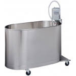 "Whitehall High Boy Mobile Whirlpool: H-60-M, 36""Lx20""Wx28""D, 60 Gallon"