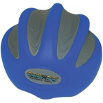CanDo® Digi-Squeeze® hand exerciser - Large - Blue, firm