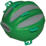 CanDo® Digi-Extend n' Squeeze® Hand Exerciser - Small - Green, moderate