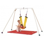 Tumble Forms Vestibulator: Accessory, Frame with Rope and Ascender Only