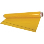 "Dycem Non-Slip Self-Adhesive Material: Roll 16""X1 Yard, Yellow"