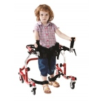 Fabrication Enterprises Gait Trainer: Accessory, Chest Support, Small