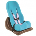 Special Tomato® Floor Sitter - seat and wedge - size 3 - teal
