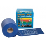 CanDo® AccuForce™ Exercise Band - 50 yard roll - Blue - heavy
