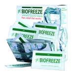 BioFreeze® Professional Lotion - 5 gram dispenser, 100 packets