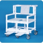 Innovative Products Unlimited Bariatric Shower Chair: 900# Capacity