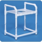 Innovative Products Unlimited Oversize Toilet Safety Frame