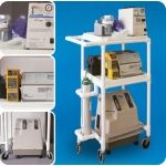 Innovative Products Unlimited Mobile Respiratory Cart