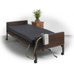 Drive Medical Design Balanced Aire Non-Powered Self Adjusting Convertible Mattress: 35 Inch
