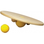 "Chango® R4 16"" diameter board with 3"" and 4"" balls"