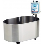 "Whitehall Lil' Champ™ Compact Whirlpool: Table Top, 4.5 Gallon, 23.25""Xx13.75""Wx19.25""H"