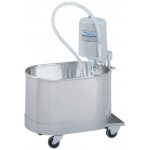 "Whitehall High Boy Mobile Whirlpool: H-105-M, 105 Gallon, 48""Wx24""Wx28""D"