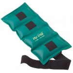 The Cuff® Deluxe Ankle and Wrist Weight - 4 lb - Turquoise