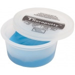 CanDo® Antimicrobial Theraputty® Exercise Material - 2 oz - Blue - Firm