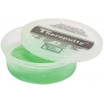CanDo® Antimicrobial Theraputty® Exercise Material - 4 oz - Green - Medium