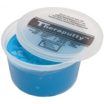 CanDo® Antimicrobial Theraputty® Exercise Material - 1 lb - Blue - Firm