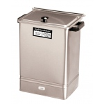 Hydrocollator® tabletop heating unit - E-1 with 3 standard and 1 neck packs
