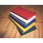 Fabrication Enterprises CanDo Accordion Mat: Add-A-Mat™, 2 x 6 Foot Panel, 2 Inch EnviroSafe Foam with Cover, Specify Color
