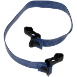 CanDo® Adjustable Exercise Band, Blue - heavy