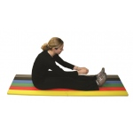 Fabrication Enterprises CanDo Cushy-Air Mat: Adult Size, 72 x 17 x 1.2 Inch