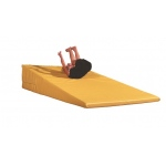 "Incline Mat - 2' x 4' - 14"" height - Specify Color"