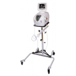 TTET-200 Table with Pedestal: Electric Hi-Lo with Hand Switch