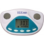 Fabrication Enterprises Baseline Hand-Held Body Fat Analyzer: Palm-Size
