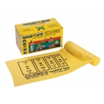 CanDo® AccuForce™ Exercise Band - 6 yard roll - Yellow - x-light