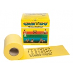 CanDo® AccuForce™ Exercise Band - 50 yard roll - Yellow - x-light