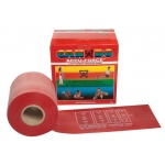 CanDo® AccuForce™ Exercise Band - 50 yard roll - Red - light