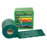 CanDo® AccuForce™ Exercise Band - 50 yard roll - Green - medium