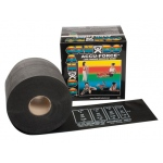 CanDo® AccuForce™ Exercise Band - 50 yard roll - Black - x-heavy