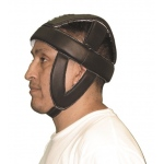 "Skillbuilders® Head protector, soft-top, x-small (17-1/2"" - 18-1/2"")"